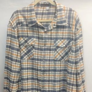 3XL ROCAWEAR Pearl Snap Button Shirt     BP44